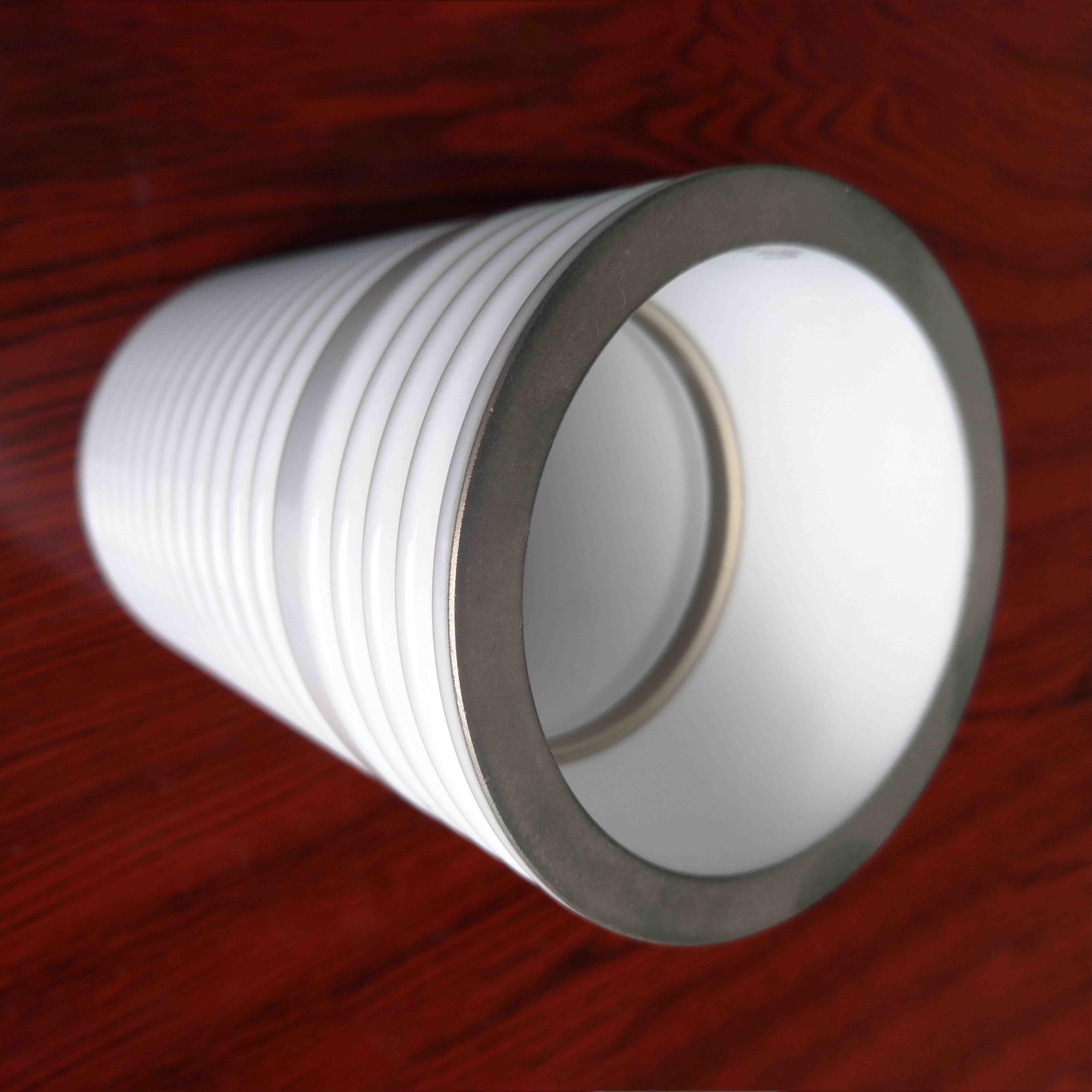 Metallized Alumina Ceramics-Vacuum Metallizing Service by SGJ-International (Shaanxi Sgj International Co., Ltd.)