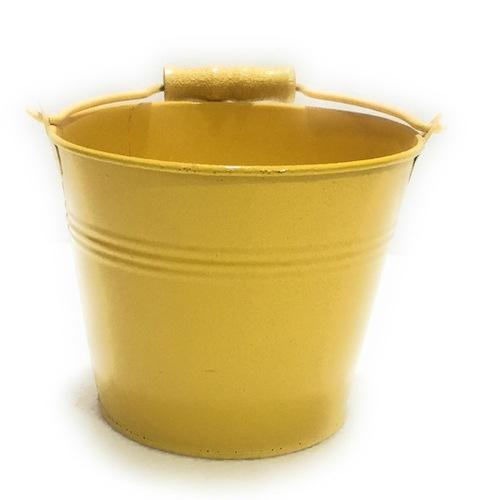 Garden Iron Bucket Planter
