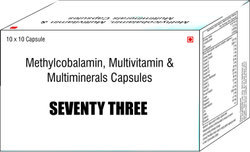 Methylcobalamin Multivitamin & Multiminerals Capsule