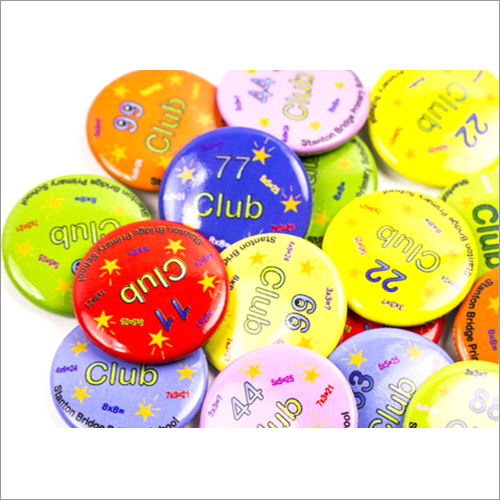Personalised Button Badges