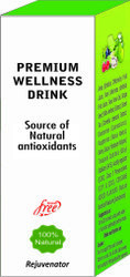 Ayurvedic Herbal Wellness Drink