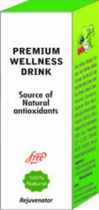 Ayurvedic Herbal Wellness Drink