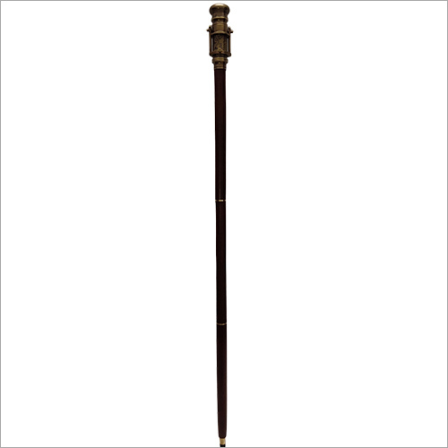 Walking Stick With Handle 6 Inch Telescope