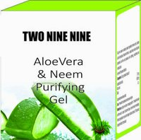 Aloevera & Neem Purifying Gel