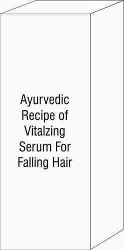 Ayurvedic Recipe Of Vitalzing Serum For Falling Hair