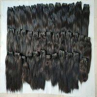 Human hair,Straight Weft Human Hair Extensions