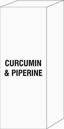 Curcumin & Piperine Tablets