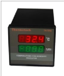 Digital Humidity Indicator With Sensor