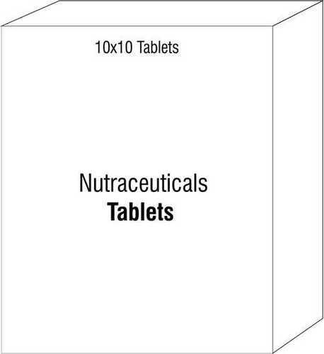 Nutraceuticals tablets