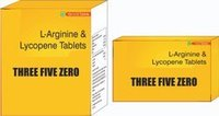 L-ARGININE & LYCOPENE TABLETS