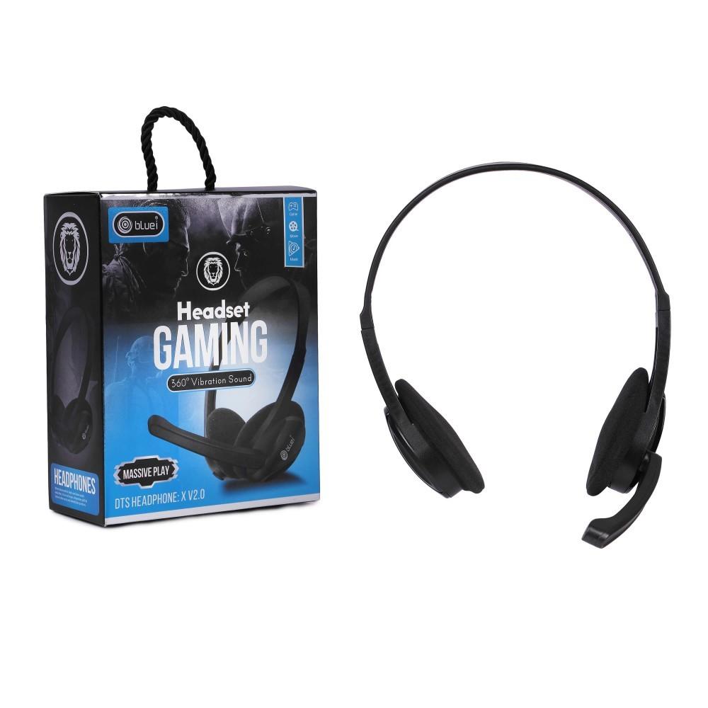 Bluei Massive Play Wired Headphone