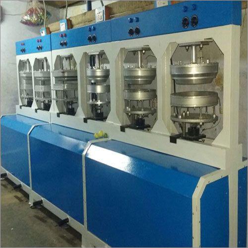 Semi Automatic Arica Plate Making Machine