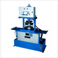 Single Die Semi Automatic Dona Machine