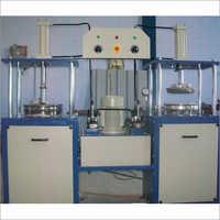 Double Die Automatic Hydraulic Machine