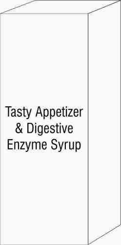 Tasty Appetizer & Digestive Enzyme Syrup