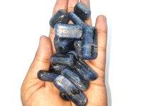 Blue Kyanite Tumble Gemstones