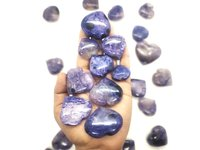 cahroite Hearts Gemstones