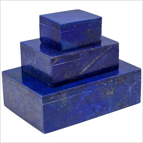 Lapis Lazuli Boxes
