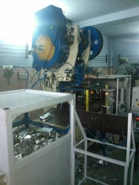Aluminum Foil Container machine - Second Hand