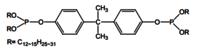 Poly 4,4, Isopropylidenediphenol C 12-C15 Linear Alcohol Phosphite