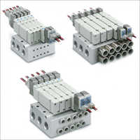 Non Plug-In Compact 5-Port Solenoid Valve