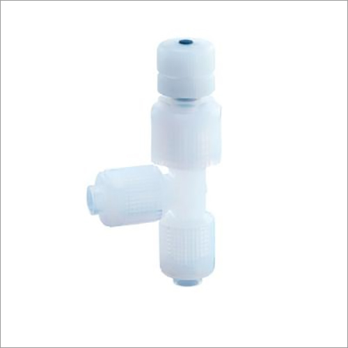 LVN Fluoropolymer Needle Valve