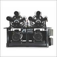 HP Oil Lubricated Duplex Compressor