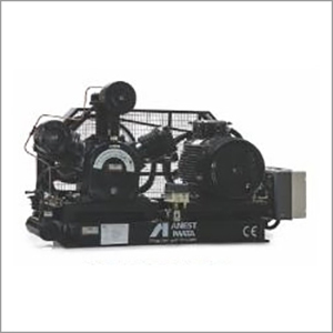HP Oil Lubricated Base Mounted Compressor