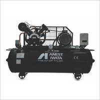 0.5 HP - 40 HP Oil Lubricated Compressor