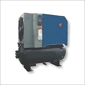 15 KW Drict Drive Lubricated Screw Compressor With VVSD And Permanent magnet M Motor