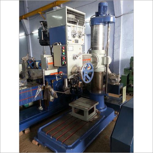 Type V Radial Drilling Machine