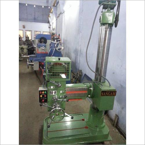 Rigid Radial Drilling Machines