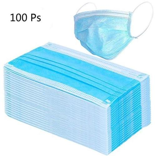 3 Ply Non Woven Decorative Medical Disposable Surgical Face Mask Pm 2.5