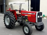 Fairly Used Masseys Fergusons Farm Tractors 385, HP85