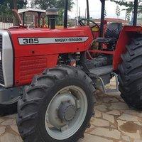 Fairly Used Masseys Fergusons Farm Tractors 385, HP85