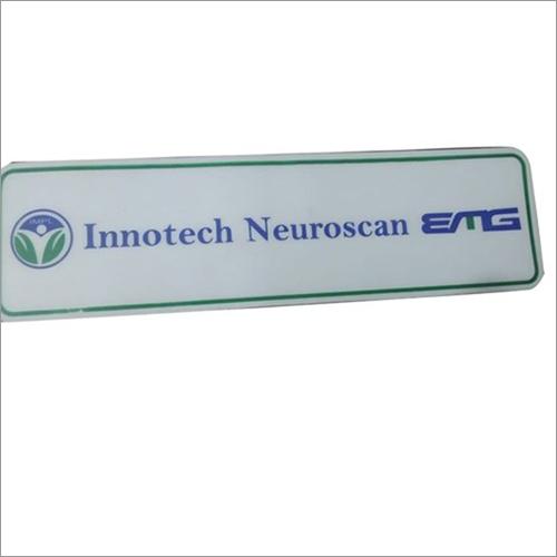 Neuroscan Machine Polycarbonate Sticker