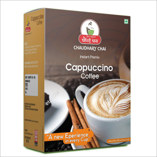 Instant Cappuccino Coffee