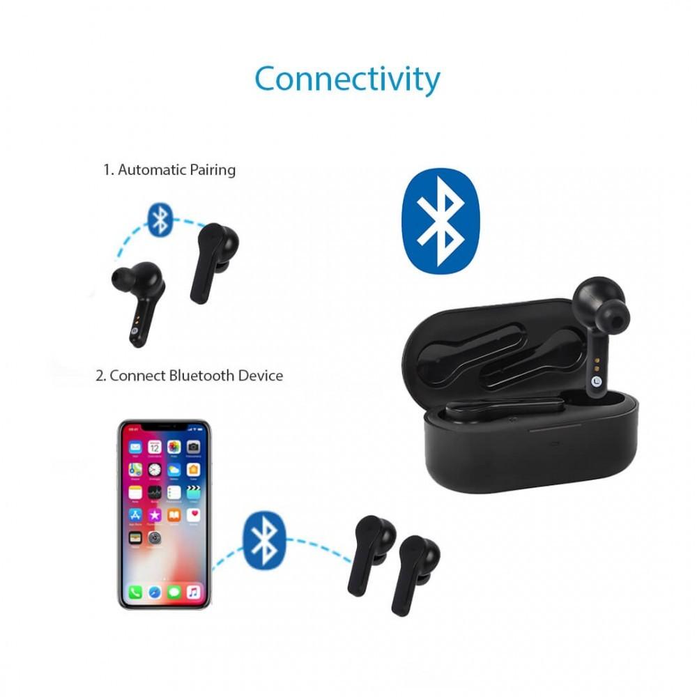 Bluei TRUEPODS-1 Wireless Earplugs