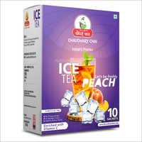 Ice Tea Instant Peach Tea