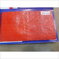 Orange HDPE Tarpaulin
