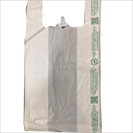 100% Compostable Carry Bag