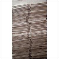 White Plain Filter Fabric