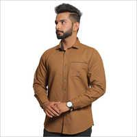 Mens Cotton Linen Casual Shirts