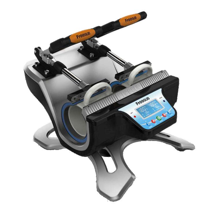 Dual 2 in 1 Mug Heat Press Machine