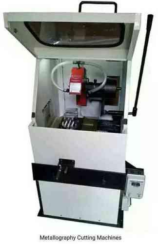 Abrasive Cutting Machine
