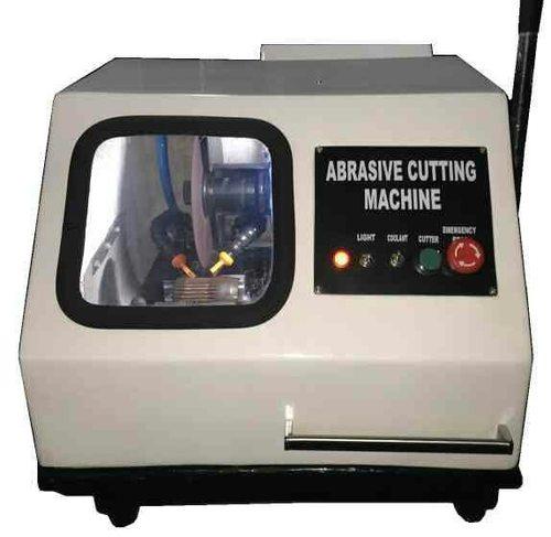 Metallurgical Cutting Machine Table Top