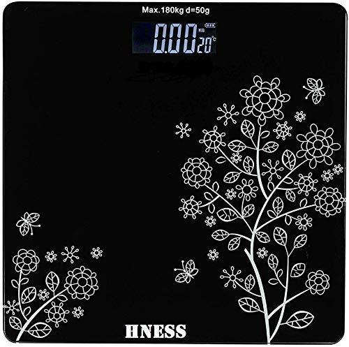 Bathroom Weight Scale (Flower Design)