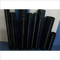 Black 110 mm HDPE Pipe