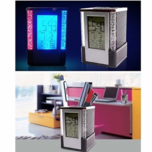 Square Clock With Net