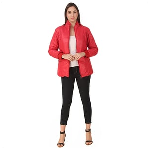 Ladies Red Jackets